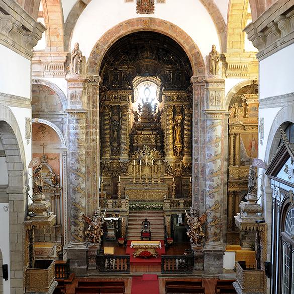 Igreja e Convento de São Gonçalo - Amarante