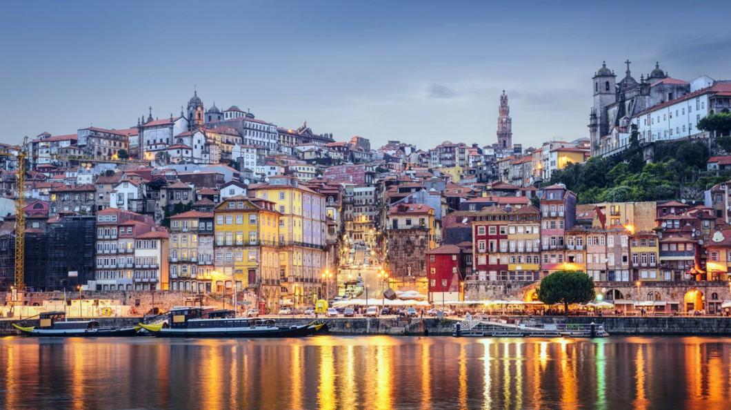 Porto, zona Ribeirinha