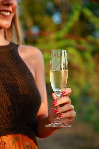 A Casa da Calçada produz os seus próprios vinhos: Quinta da Calçada